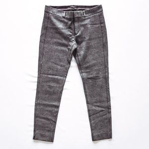 Banana Republic Grey Skinny Dress Pants